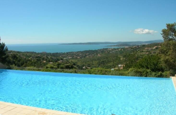T3  les Issambres vue mer - Roquebrune-sur-Argens - Apartamento