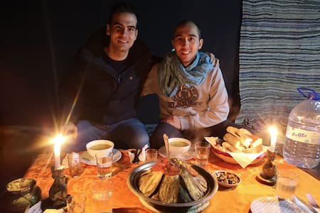 Berber Homestay / Camel Tour