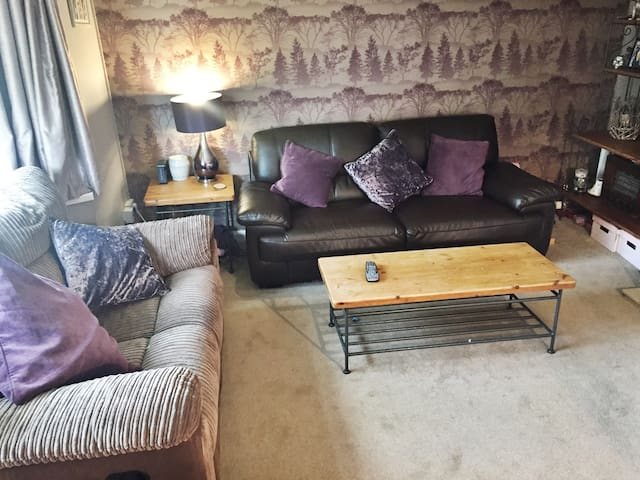 Central family home- great for UEFA cup final stay - Cardiff - House