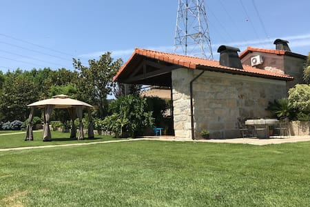 Casa da Eira - Country House with pool near Oporto