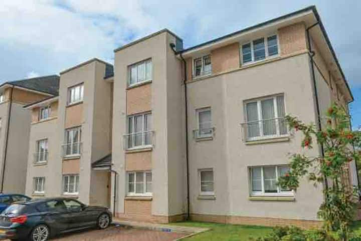 Modern Flat in Residential Area