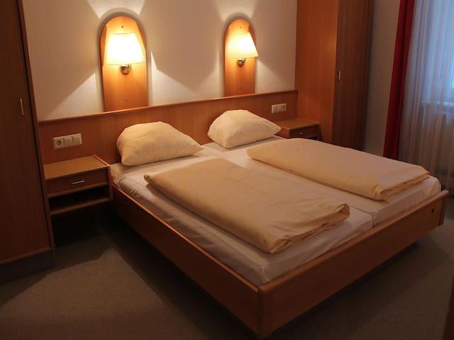 Action-Forest Active Hotel - Garni, (Titisee-Neustadt), Doppelzimmer mit Dusche/WC