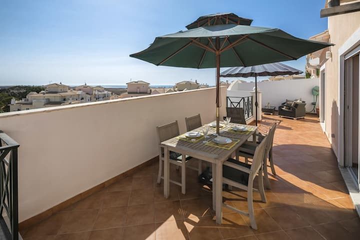 PENTHOUSE CASA TORRE PANORAMIC SEA VIEW