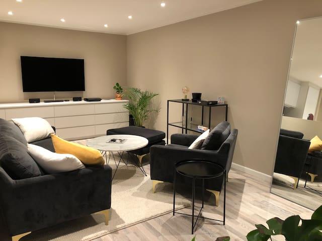Designer apartment in Central Oslo