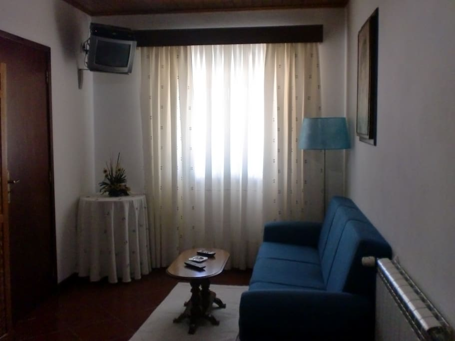 mini sala de estar