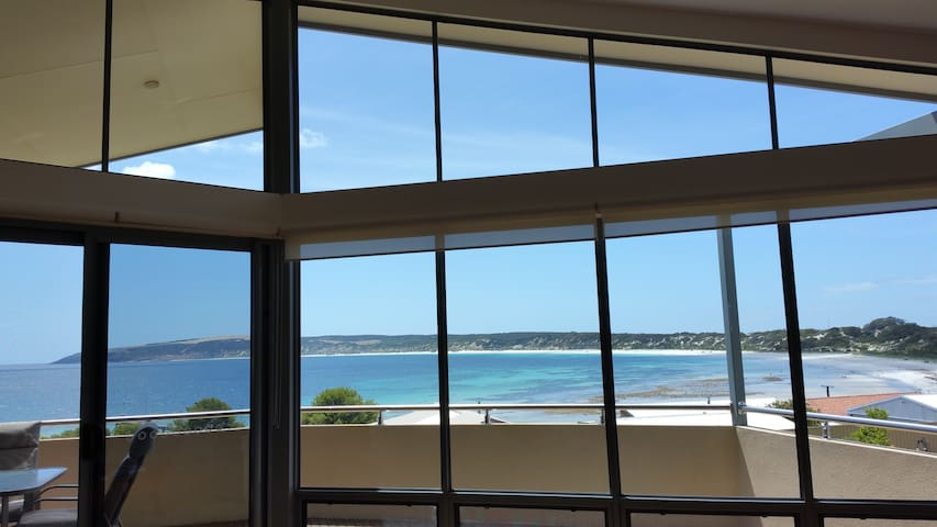 Award Winning Birubi Apt A with stunning views - Emu Bay - Apartament