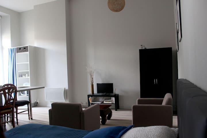 Studio meublé  hypercentre Rochefort - Rochefort - Apartmen