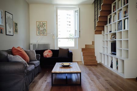Cozy and quiet apartment in Milan - Mailand - Wohnung