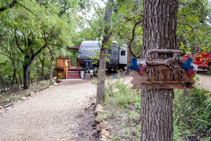 Roadrunner's Guest -  RV in a Country Setting