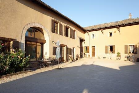 les Chambres à ID + Gîte de Marilou - Messimy-sur-Saône