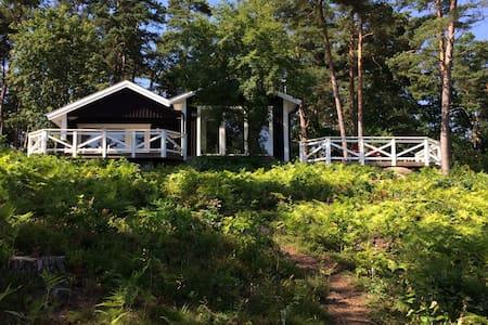 Charmig idyll vid Kalmarsund