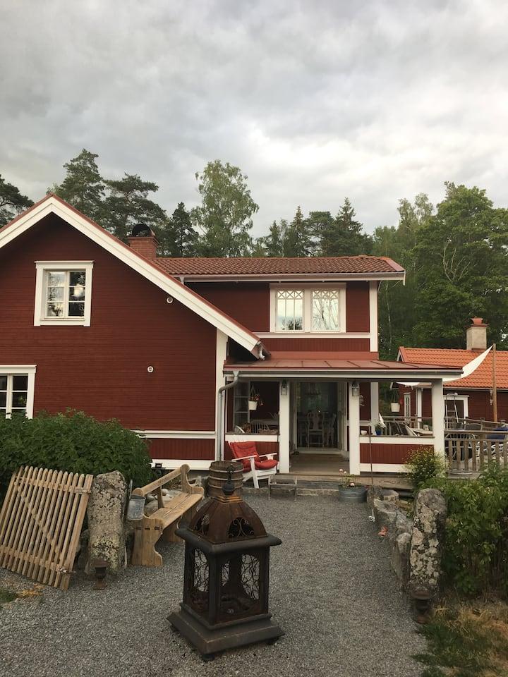 Oas nära Uppsala