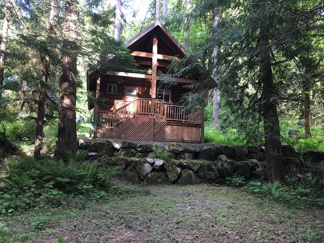Stevens Pass Secluded Cabin
