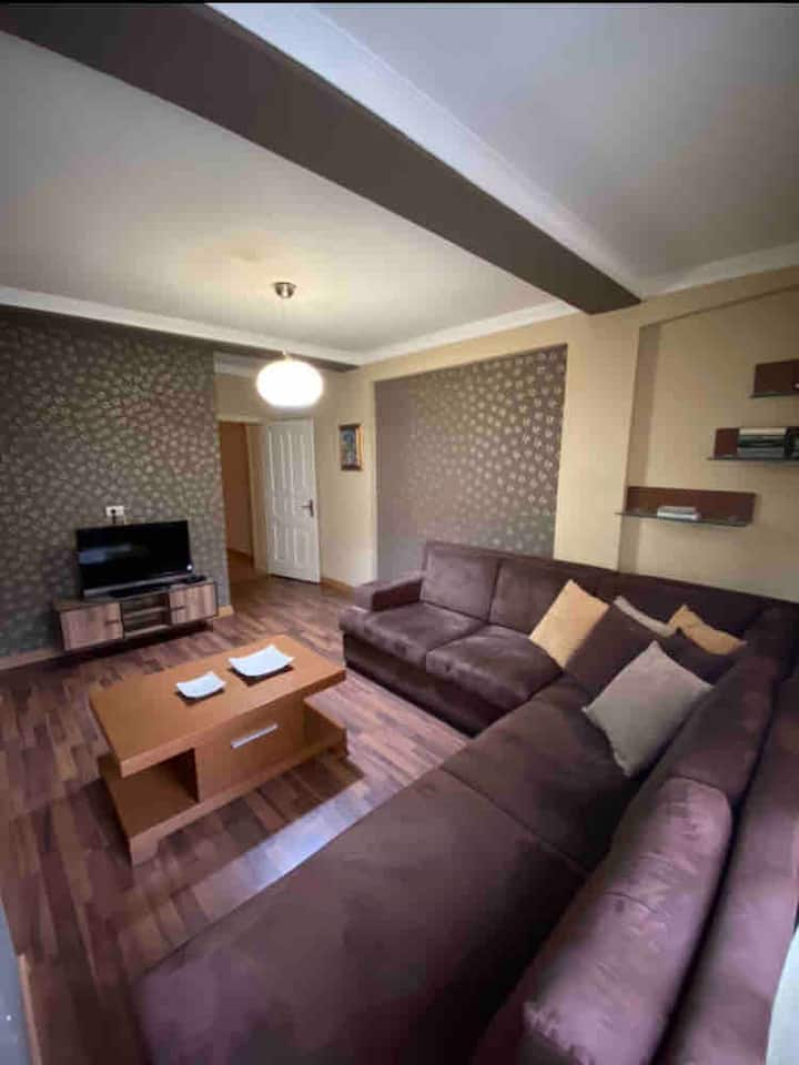 * Central apartment in the heart of Tirana *