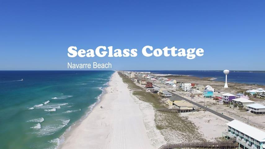 SeaGlass Cottage Phenomenal Beach Location!!!