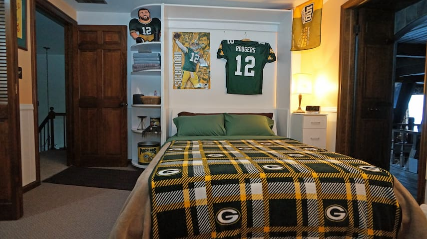 Another nice place to stay for Packers Games