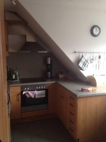 Moderne Wohnung, Nähe der Alster