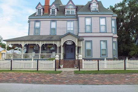 Grand Gables Inn, A Magnificent Bed & Breakfast