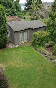Secluded private studio - Kirkland - Maison