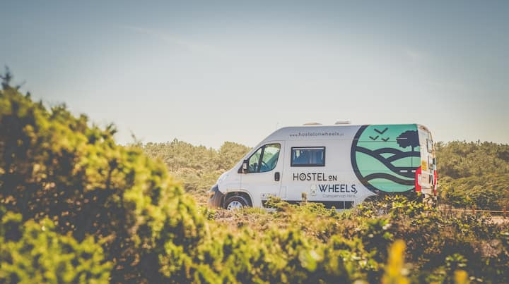 Hostel on Wheels - The Ultimate Travel Experience