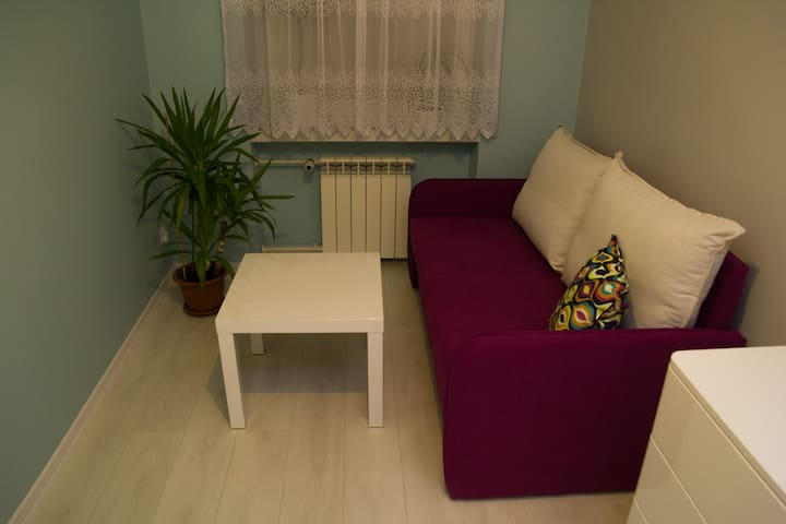 Pokoj w nowoczesnym mieszkaniu - Tarnow - Apartamento