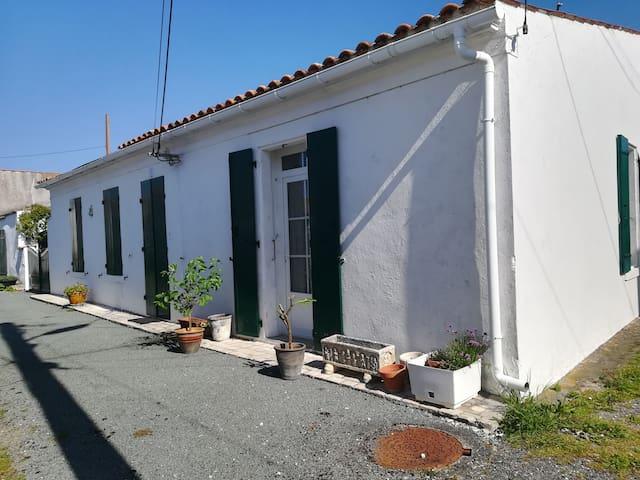 La Marinière, maison 3 chb, Wi-Fi