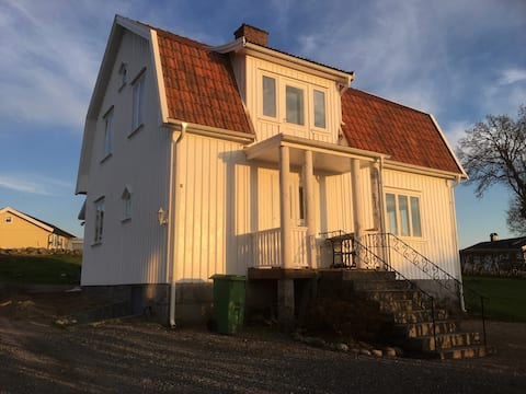 Beautiful house at the Swedish west coast