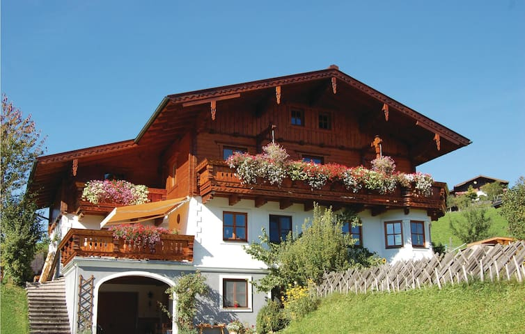Holiday apartment with 2 bedrooms on 55m² in Flachau