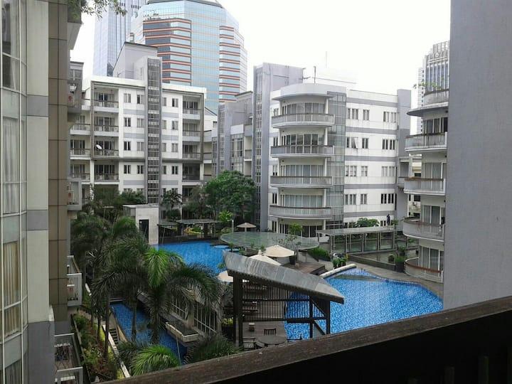 Low Rise Private Apartment, Kuningan-Semangi.