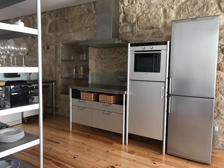Moderno apartamento en la zona Vieja
