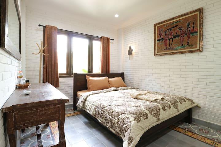 Cottage at Satu Kayen Guest House - Kecamatan Depok - Leilighet