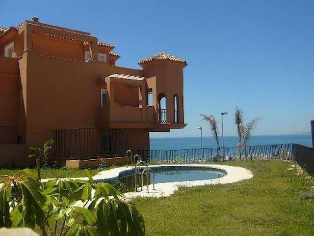 Apartamento bellas vistas al mar - Torre de Benagalbón - Condominium