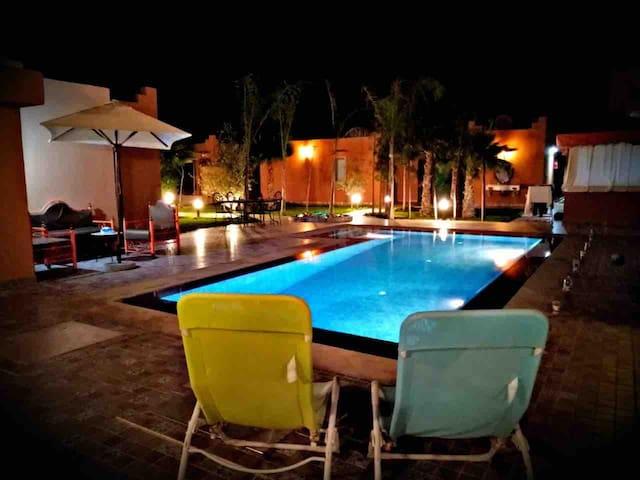 Petit villa marrakech