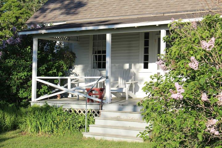 The 1780 Farmhouse at Harborfields