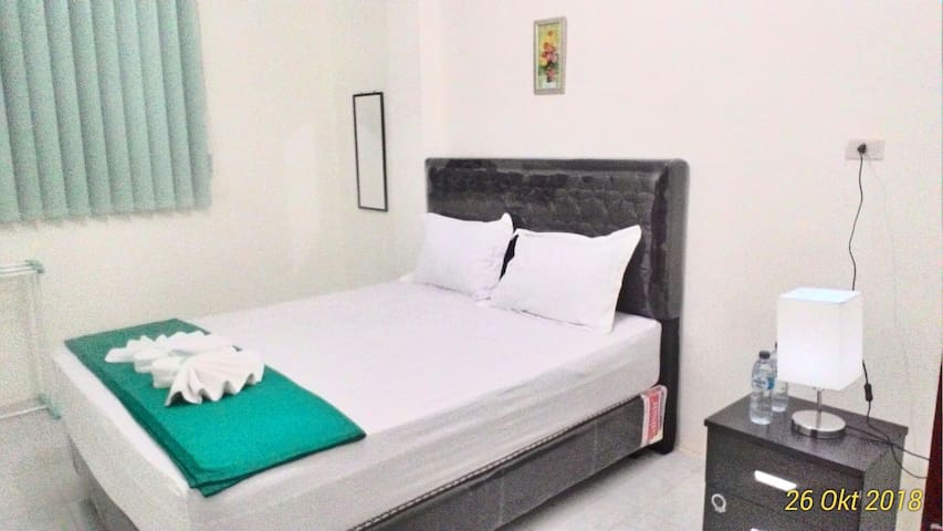 2 Bed Room in Balige and Silangit Airport Transfer
