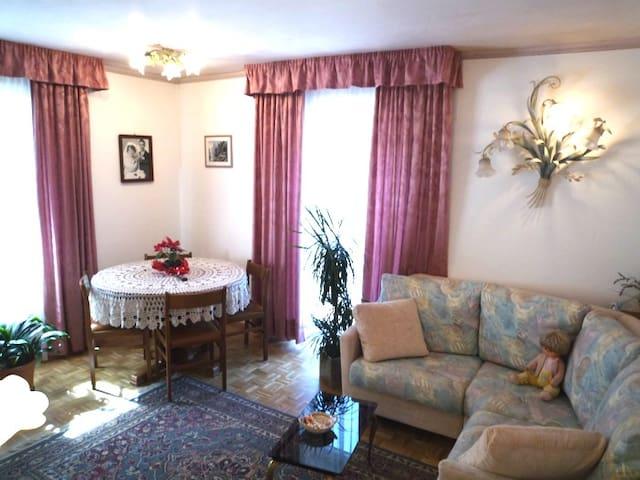 Appartamento ampio e luminoso - Canazei - Lejlighed