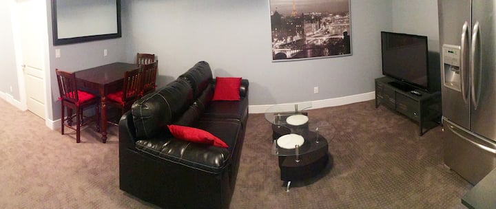 NEW Executive 2Bed 1Bath Finished Basement!