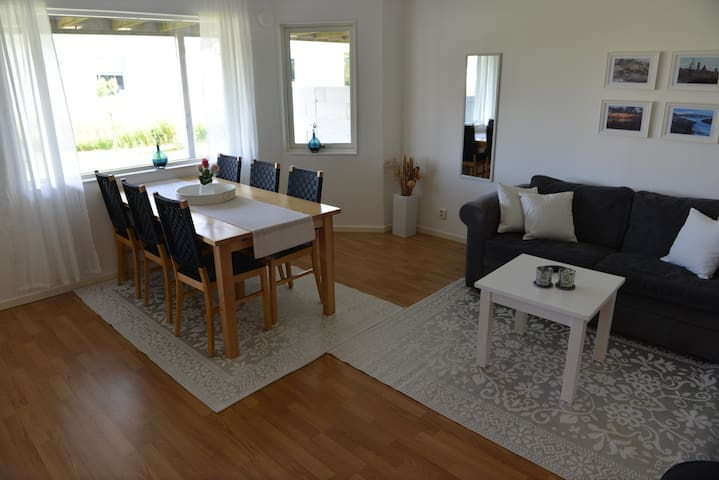 Apartment on Hönö Island