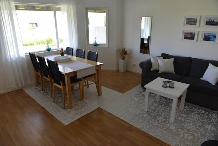 Apartment on Hönö Island