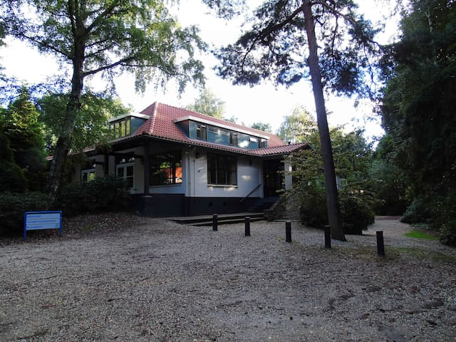 Exclusive forest residence