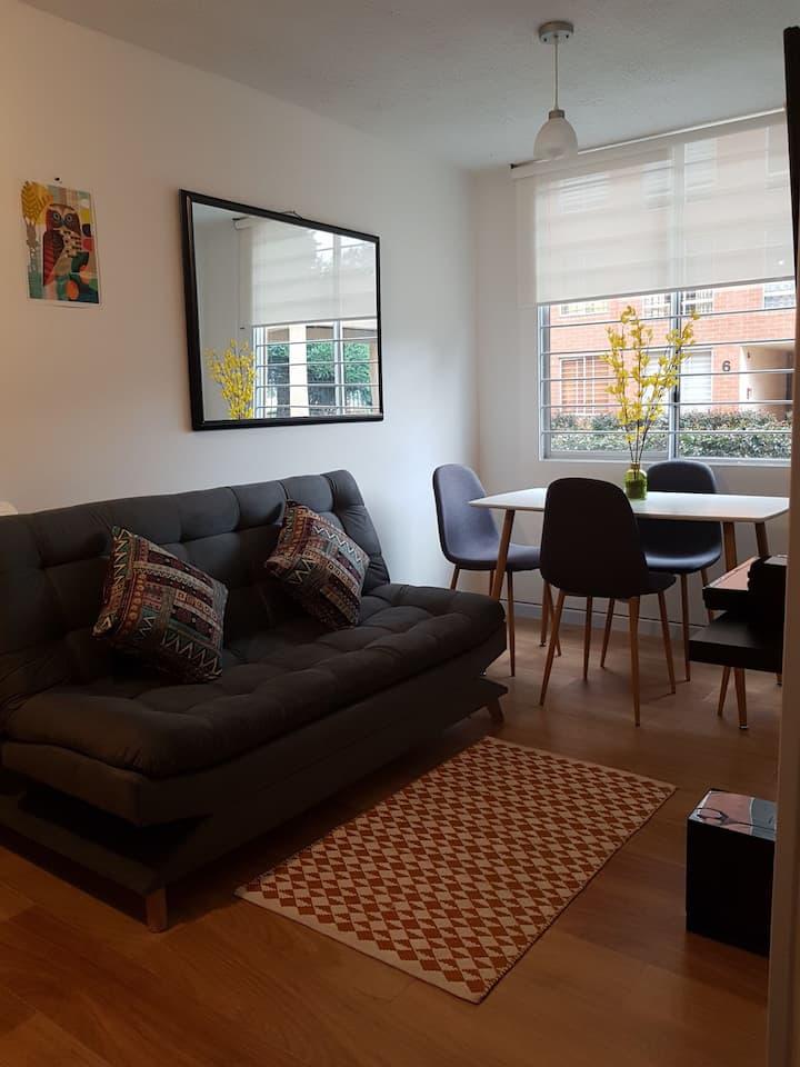 Apartamento familiar sabana