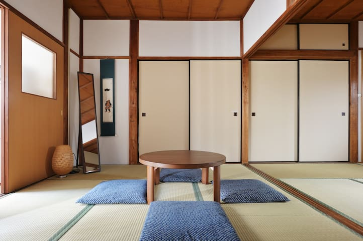 Cozy Japanese Town House, ANY DAYS Ⅱ