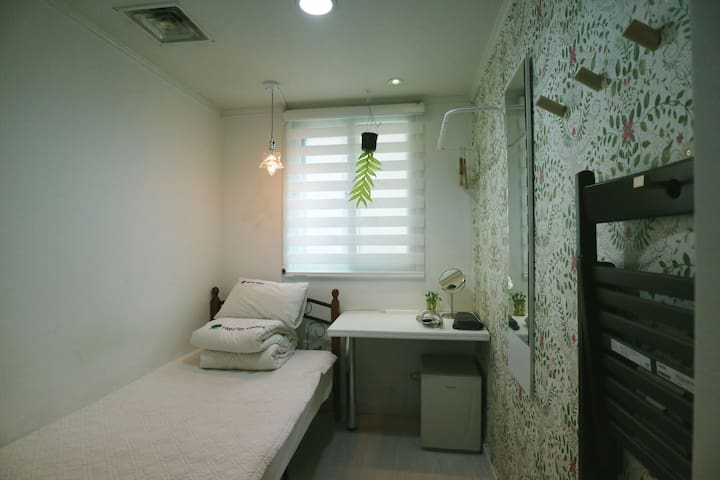 Hostel Korea, guesthouse  - Single (shared bath )