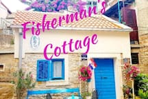 Fisherman's cottage by the sea