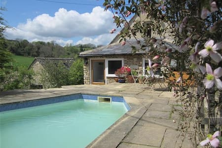 Shrove, Chedworth - plus a swimming pool - Chedworth - Apartamento