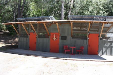 Luxury Camping Cabins at Bullard's Bar