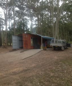 Something different has arrived ! - Wyongah - Cabin