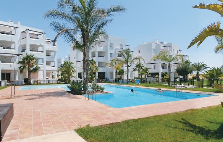 Holiday apartment with 1 bedroom on 35 m² in Roldán