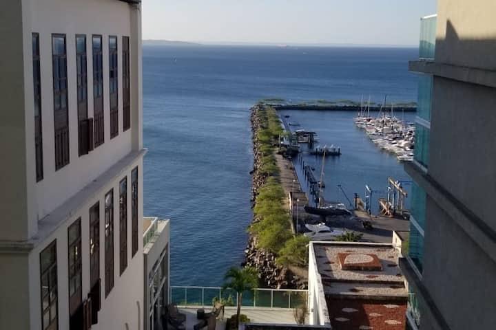 Apartamento para o Carnaval no Cloc Marina!