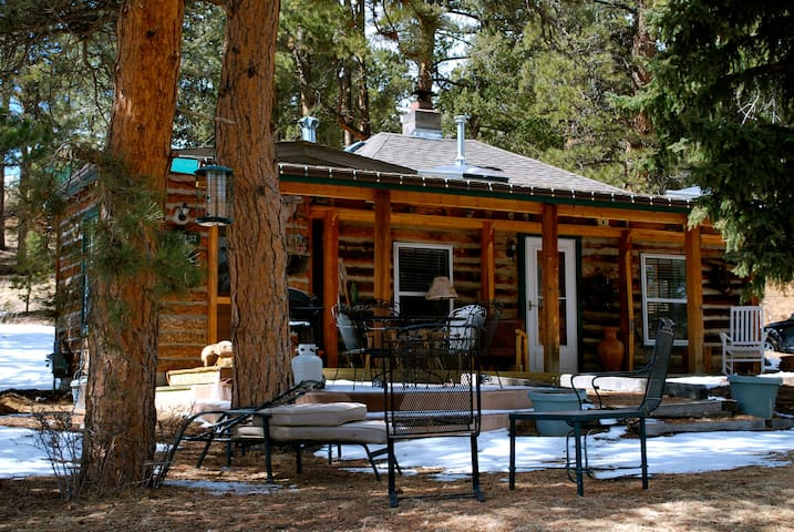 Eagle's Nest Cabin on 35 Acres with Wi-Fi - Divide
